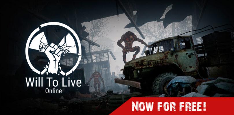 Will To Live Online – Un MMORPG de estilo STALKER que desde hoy puedes jugar gratis en Steam