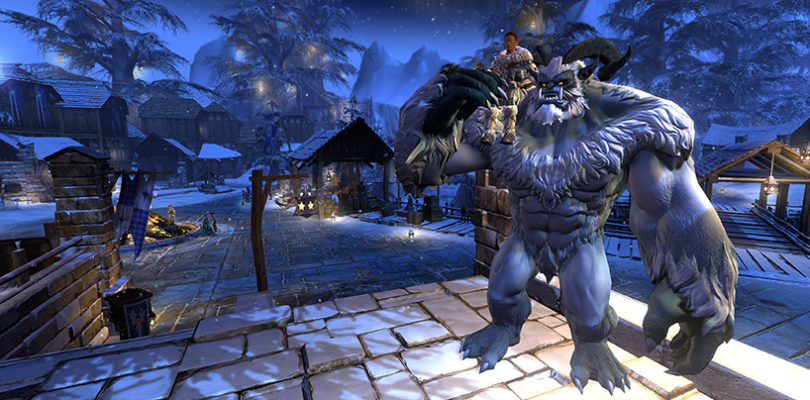 Neverwinter presenta su evento de Invierno