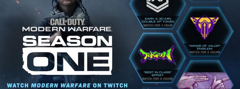 Ya disponible la temporada uno, contenido gratuito y el primer pase de batalla de Call of Duty: Modern Warfare