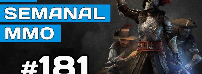 El Semanal MMO 181 – Magic el MMO – New World de Amazon – Corepunk MMORPG y más
