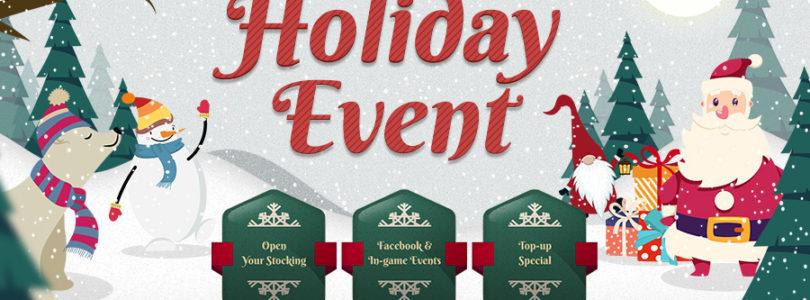 Webzen anuncia sus eventos navideños