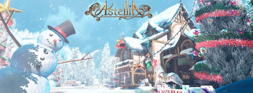 Evento de Navidad y varios fines de semana de prueba gratuita en Astellia