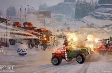"""Crossout celebra la Navidad con la actualización """"Snowstorm"""""""
