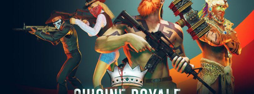 La actualización del brutal juego de disparos online Cuisine Royale se estrena en PC, Xbox One y PlayStation 4