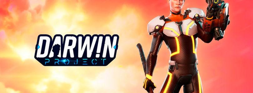 Darwin Project ya está disponible gratis en PC, Xbox y PlayStation 4