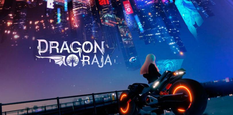 Dragon Raja es el esperado MMORPG para móviles que ya se encuentra disponible