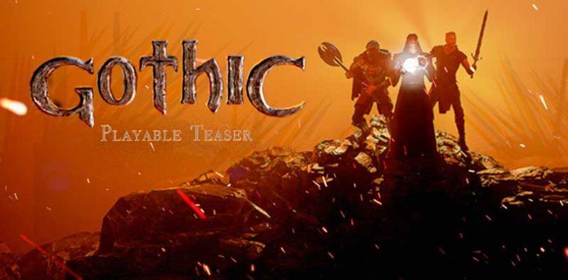 THQ Nordic da luz verde al remake de Gothic 1