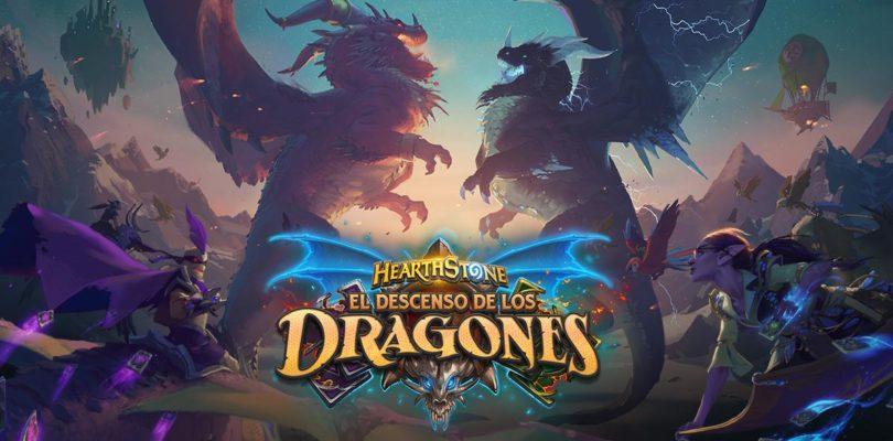 El Despertar de Galakrond, la próxima aventura para un solo jugador de Hearthstone, disponible el 21 de enero