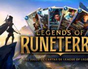 Llega el lanzamiento oficial de Legends of Runeterra para PC y móvil