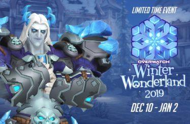Llega el evento navideño anual a Overwatch