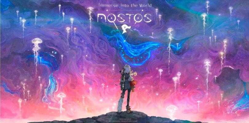NetEase lanza Nostos en Steam, un nuevo MMO para PC y RV