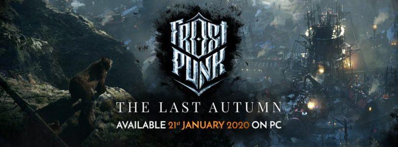 Frostpunk nos enseña en un vídeo de 12 minutos su último DLC The Last Autumn