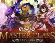 Elsword recibe las Master Class para Ara y Laby