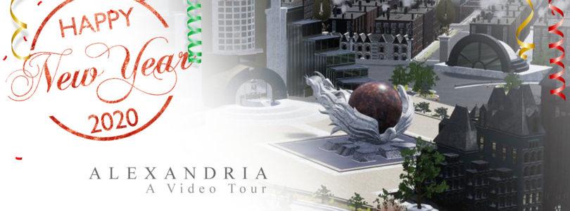 City of Titans nos enseña la zona inicial Alexandria