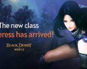 Ya está disponible la Sorceress en Black Desert Mobile