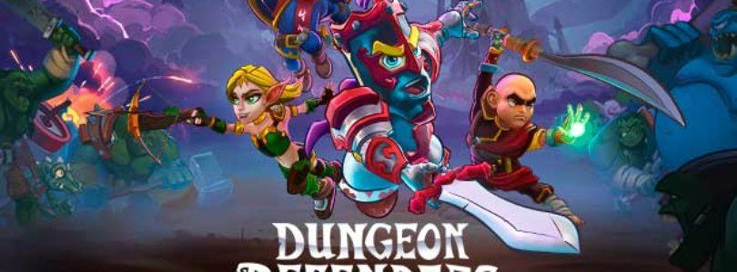 Dungeon Defenders: Awakened llega a consolas este mes de marzo