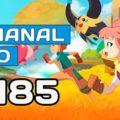 El Semanal MMO 185 – Temtem lanzamiento   Mad World novedades   Tencent quiere Funcom