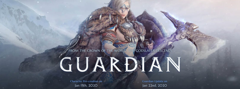 El Awakening de la Guardiana ya disponible en Corea