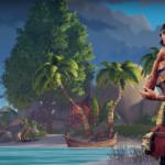 Sea of Thieves lanza su parche Legends of the Sea con un tráiler y una infografía