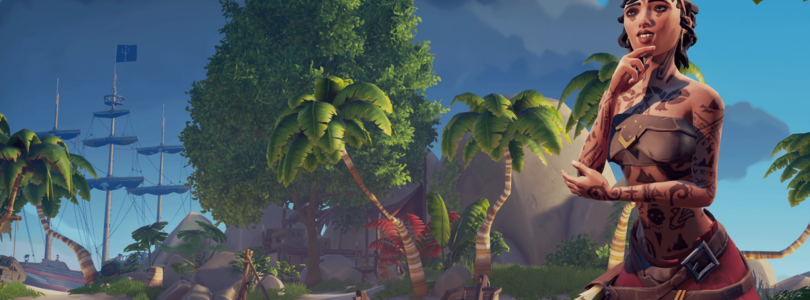 Sea of Thieves lanza su parche Legends of the Sea con un tráiler y una infografía