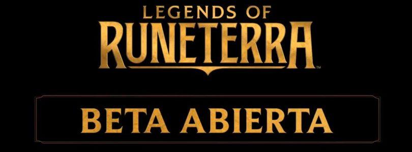 El día 24 empieza la beta abierta de Legends Of Runeterra y llega cargada de novedades