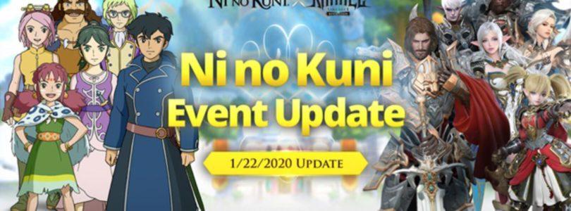 Lineage 2 Revolution anuncia un crossover con Ni no Kuni