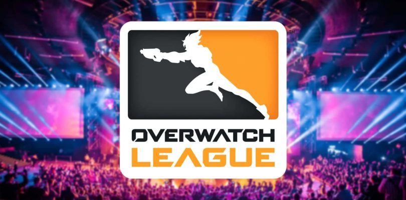 Coronavirus 1-0 Overwatch League