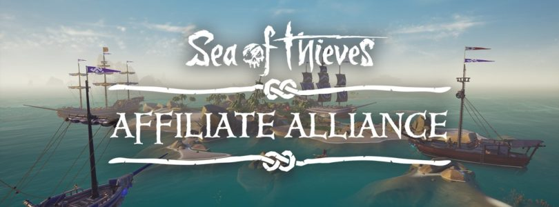 Sea of Thieves te ayudará a buscar tripulantes con el programa «Affiliate Alliance»