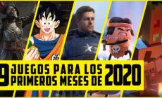 Mis 9 juegos más esperados de principios 2020 – ARPG, MMO, Aventura