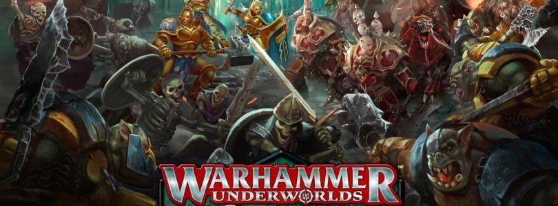 El juego de cartas Warhammer Underworlds: Online ya está disponible en Steam
