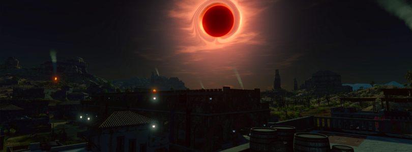 El sol negro sale en Cuisine Royale