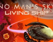 Cría y pilota tu propia nave viviente con la nueva actualización de No Man's Sky