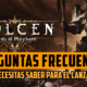 Wolcen – Nuevo ARPG . Preguntas frecuentes antes del lanzamiento