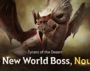 ¡Nouver: un nuevo Jefe de Mundo llega a Black Desert Mobile!