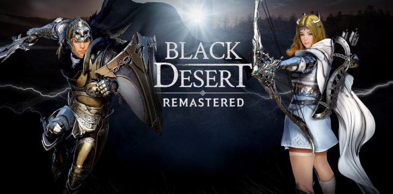 Consigue tu copia gratuita de Black Desert Online como regalo de su cuarto aniversario