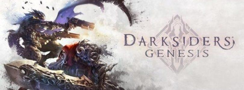Darksiders Genesis ahora también disponible en consolas