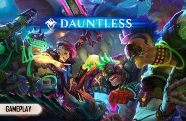 Llega el pase de temporada Aetherpunk a Dauntless