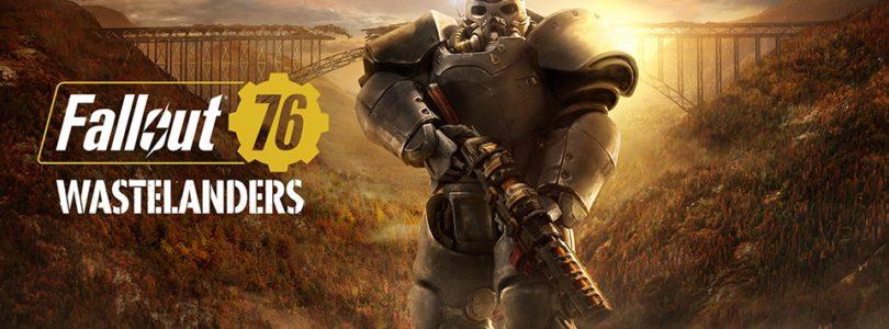 Fallout 76 reabrirá su servidor de pruebas el 30 de abril
