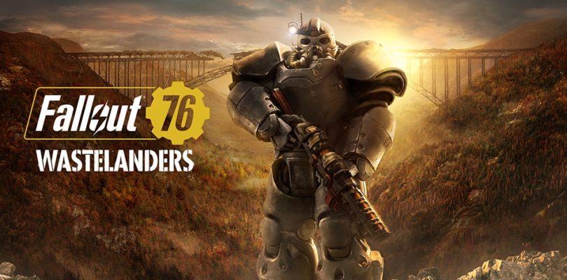 Fallout 76 Wastelanders retrasa su fecha de lanzamiento una semana
