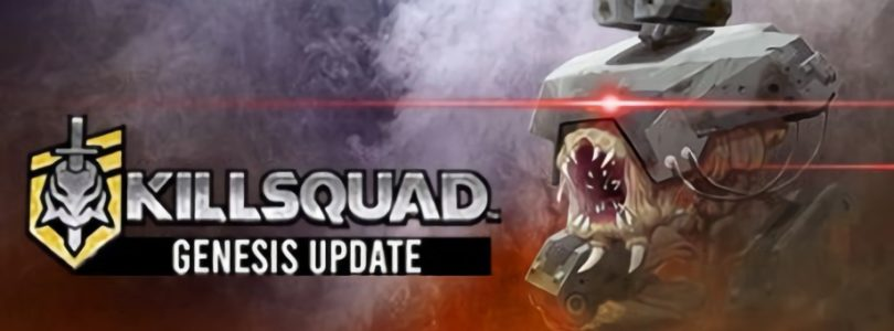 Ya disponible Genesis, la mayor actualización de Killsquad hasta la fecha