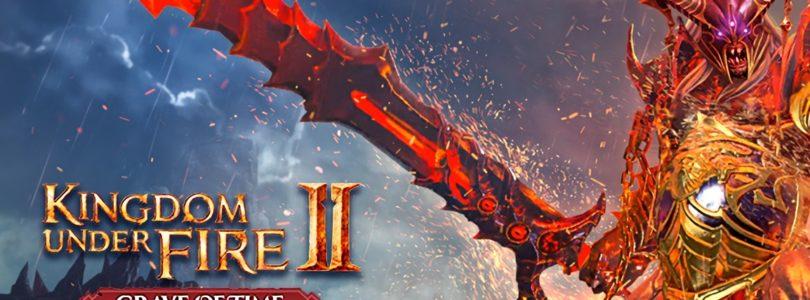 Kingdom Under Fire 2 lanza su tercera actualización con nueva raid, objetos y misiones