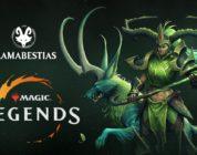 Primer gameplay del Llamabestias, otra de las clases jugables en Magic Legends