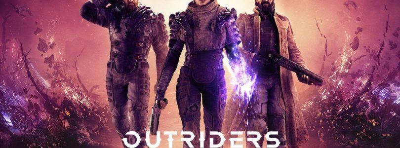 Nuevos gameplay y detalles sobre Outriders – La clase Piromante, la BSO de Inon Zur y el mapa