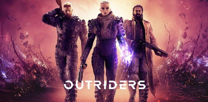 El miércoles nuevo directo de Outriders