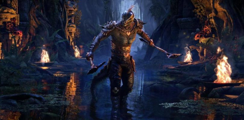 Elder Scrolls Online anuncia la llegada del evento The Murkmire Celebration