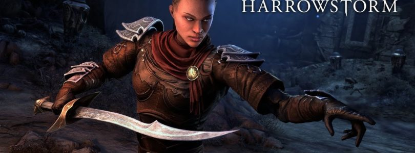 The Elder Scrolls Online – Ya disponible el DLC Harrowstorm para los jugadores de PS4 y XB1