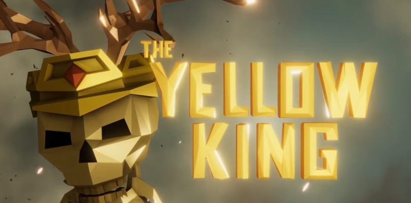 The Yellow King es un nuevo MMO indie inspirado en Lovecraft que se lanza en acceso anticipado de Steam