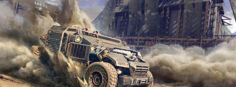 Crossout alienta a los que jugadores a que se queden en casa y luchen contra vehículos gigantescos Leviatán
