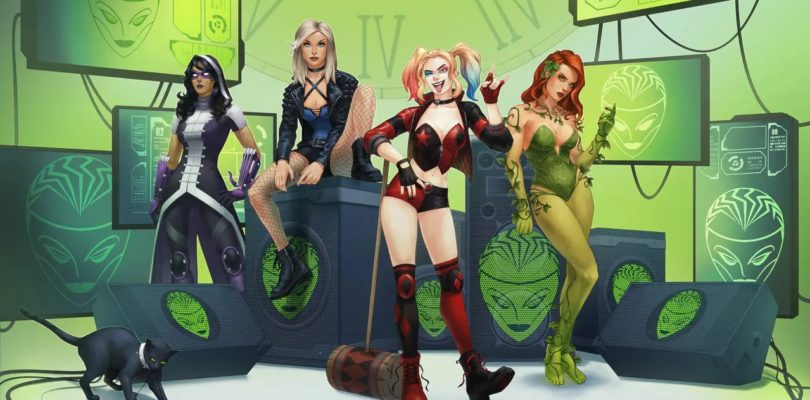 Juega junto a Harley Quinn en DC Universe Online el 16 de abril