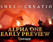 Gameplay de la Alpha One de Ashes of Creation